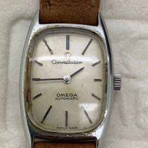 Omega Automatic Constellation 24 Jewel Man Watch